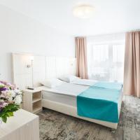 Okhtinskaya Hotel, hotell Peterburis