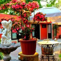Posada Los Ahuehuetes, hotel em Teotihuacan