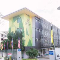 The Capital Residence Suites, hotel in Bandar Seri Begawan