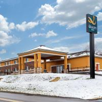 Quality Inn, hotel near Pittsburgh International Airport - PIT, Coraopolis