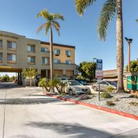 Quality Inn & Suites Huntington Beach, hotel in Huntington Beach