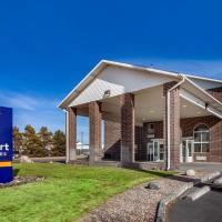 Comfort Inn & Suites Hays I-70, hotel in Hays