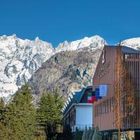 Le Massif - The Leading Hotels of the World, hotel in Courmayeur