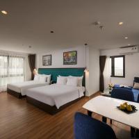 Babylon Garden Hotel & Spa, hotel em Hanói