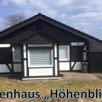 Ferienhaus Höhenblick in Winterberg-Langewiese, hotel in Langewiese, Winterberg