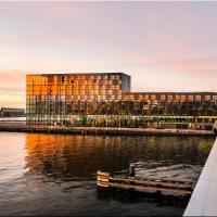 ホテル ジャカルタ アムステルダム、アムステルダムのホテル