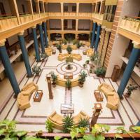 Hotel Russia, отель в Цахкадзоре