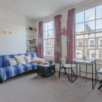 1 Bedroom Victorian Flat In Stoke Newington