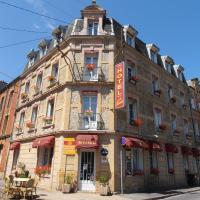 Hôtel de la Meuse, hotel in Charleville-Mézières
