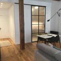Hondarribi, lujoso apartamento en el centro.