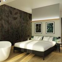 Meg Lifestyle Hotel, hôtel à Riccione