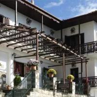 Pilioritiko Spiti, hotel in Makrinitsa