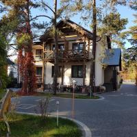 Sokrotka, hotel in Susiec
