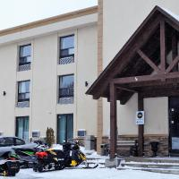 red maple inn and suites, hotel in Huntsville