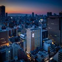 Daiwa Roynet Hotel Osaka-Shinsaibashi, hotel v Osaki