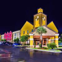 Best Western Plus Savannah Airport Inn and Suites, hotel in Savannah