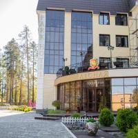 Park-hotel Lesnaya, отель в Леневке