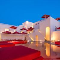 Art Hotel Santorini, hotel in Pyrgos