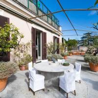 Trastevere Terrace Penthouse | Rome Loft