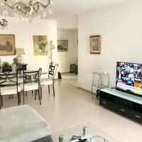 Spacious & elegant apartment next to river