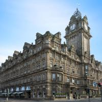The Balmoral Hotel, hotell i Edinburgh