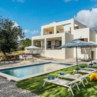Villa Aigües Blanques, hotel a Playa d'Es Figueral