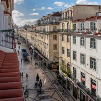 Be Poet Baixa Hotel, hotell Lissabonis