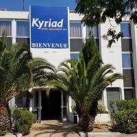 Kyriad Martigues Ecopolis, hôtel à Martigues