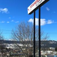 Stampeder Motel, hotel em Williams Lake