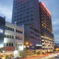 怡保怡東酒店,怡保的飯店