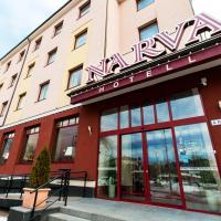 Narva Hotell, hotel in Narva