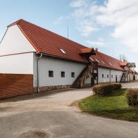 Farma Klokočov, hotel in Vítkov