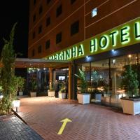 Via Garden Varginha Hotel, hotel em Varginha