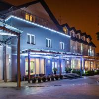 Hotel Jantar Wellness & Spa, hotel in Ustka