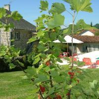 A LA MAISON près d'Aurillac: Giou-de-Mamou şehrinde bir otel
