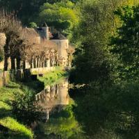Coté-Serein La Privilège de la Tour Madame: Noyers-sur-Serein şehrinde bir otel