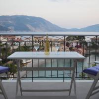 Romanza Studios, hotel in Asos