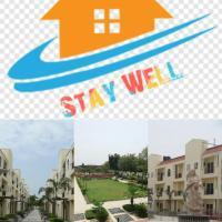 Stay Well Apartments@Ganpati Infinity, Chatikara, Vrindavan
