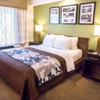 Sleep Inn Nashville Downtown Opryland, hotel in East Nashville, Nashville