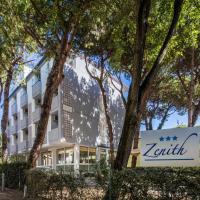 Hotel Meublè Zenith, hotell i Lignano Sabbiadoro