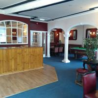 The Crown Hotel, hotel in Stoke on Trent