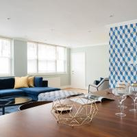 The Kensington Palace Mews - Bright & Modern 6BDR House with Garage, hotel in Holland Park, London
