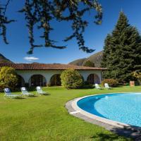 Garni Elena, hotel in Losone
