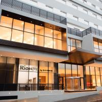 Rio Hotel by Bourbon Ciudad Del Este, hotel in Ciudad del Este