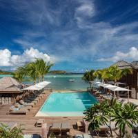 Le Barthélemy Hotel & Spa, hotel in Gustavia