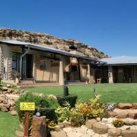 Thaba Lapeng Mountain Escape, hotel in Clarens
