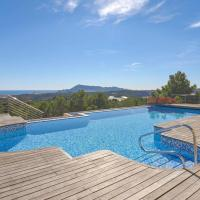 Cozy Villa in Altea la Vella with Private Pool