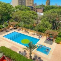 Wyndham Golden Foz Suítes, hotel in Foz do Iguacu City Centre, Foz do Iguaçu