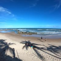 Recanto Verde Praia de Sto. Antônio, hotel in Diogo
