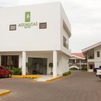 Hotel Agualcas, hotell nära Augusto Cesar Sandino internationella flygplats - MGA, Managua